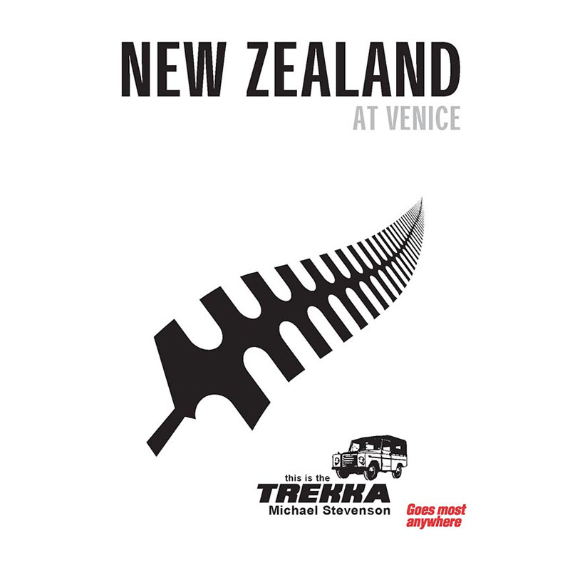 2003 New Zealand at Venice logo.