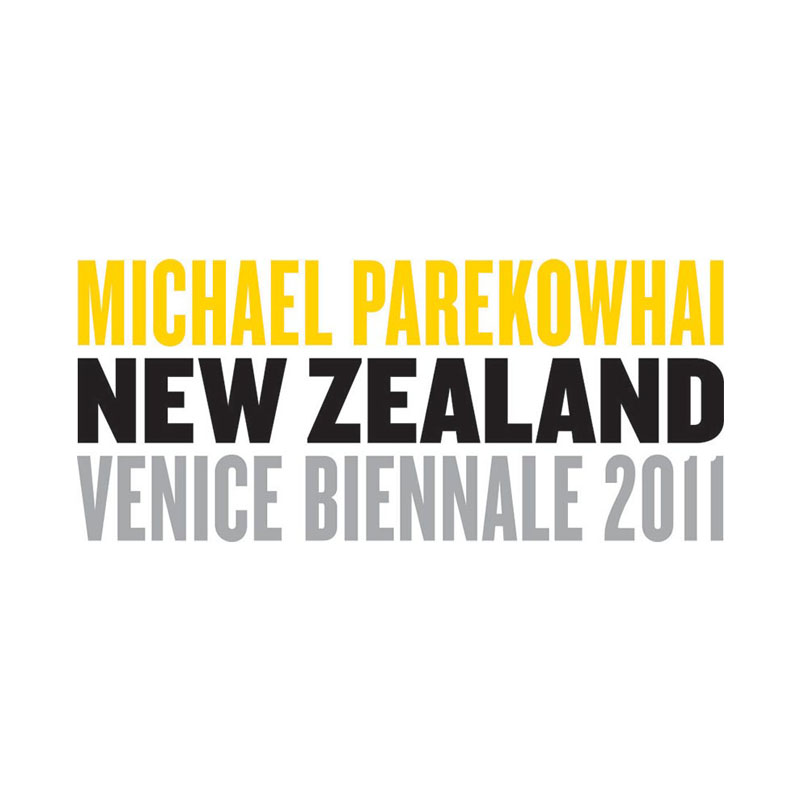 2011 New Zealand at Venice logo.