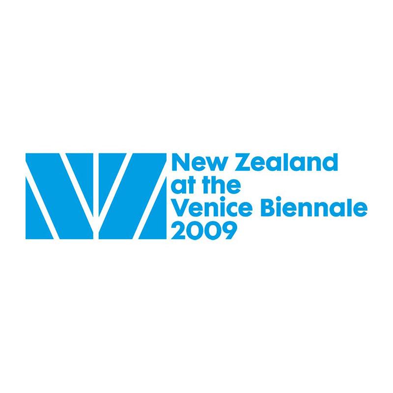 2009 New Zealand at Venice logo.