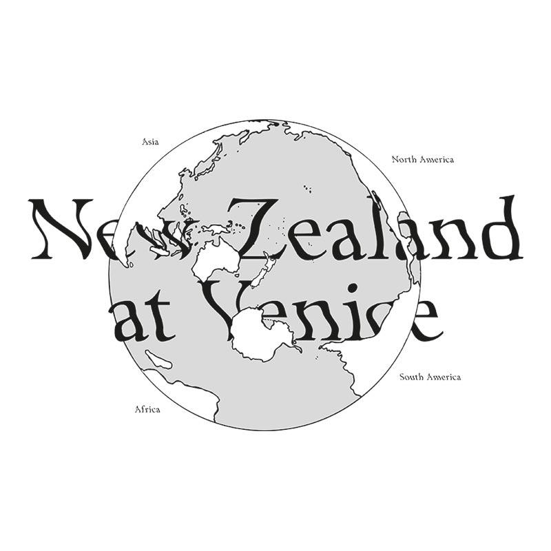 2015 New Zealand at Venice logo.
