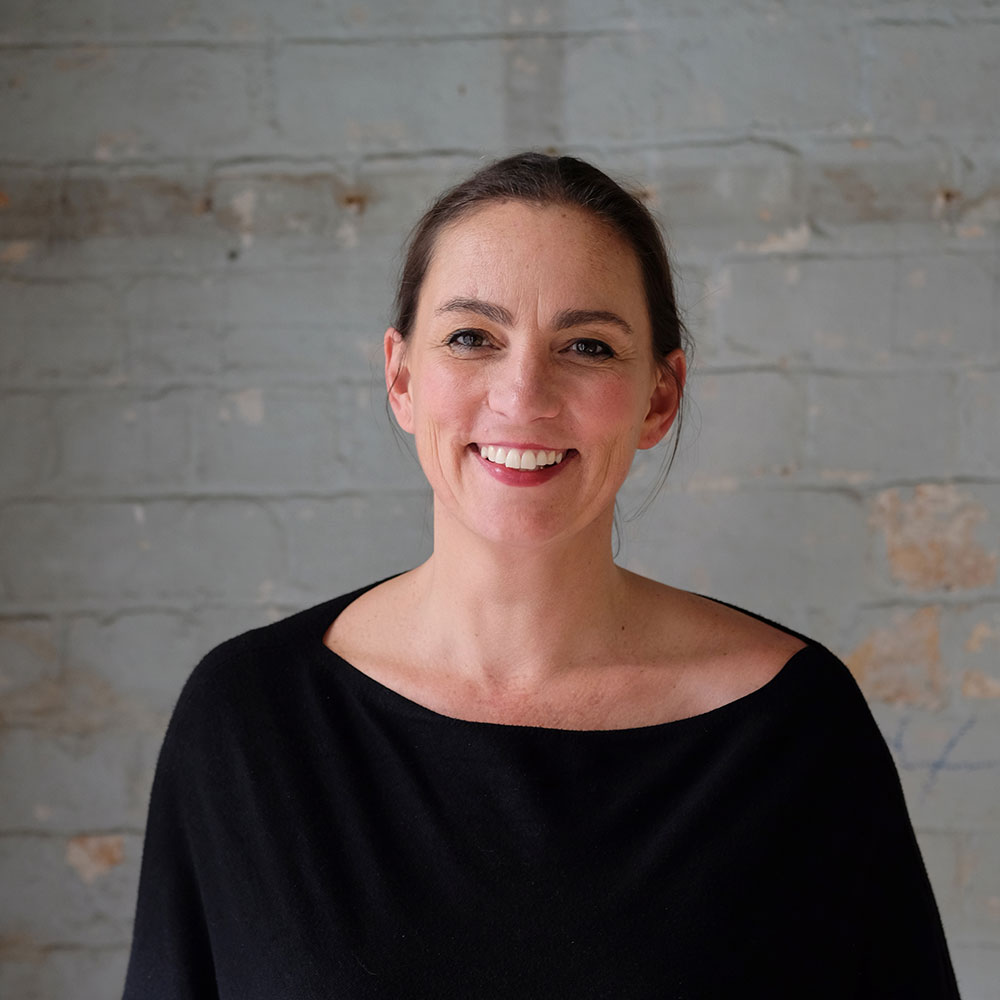 Profile photo of Project Director Jude Chambers